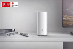 华为SmartWi-Fi终端斩获Red Dot、IF两项全球设计大奖