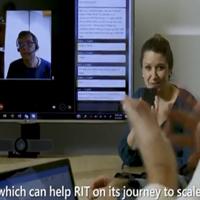 微软用语音识别将讲课内容即时转成文字