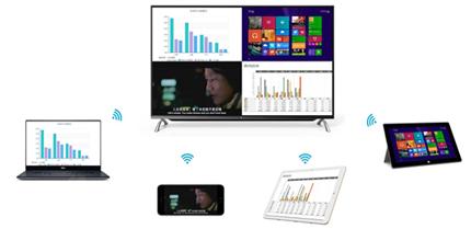必捷网络无线投屏软件SDK方案、专注解决多屏互动难题