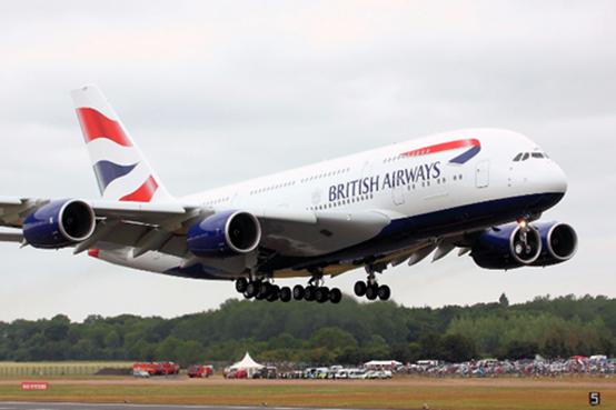 英国航空公司将联络中心迁往印度,重组在加纳的业务