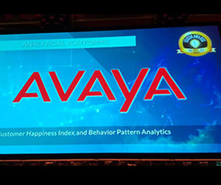 Avaya区块链幸福指数荣获创新...