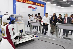 """朗视S1000牵手""""机器人""""制造、助企业管理数字化转型"""