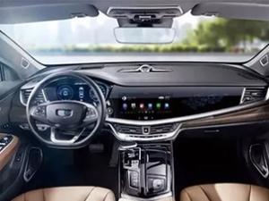 捷通华声灵云输入法成功服务吉利新款智能轿车