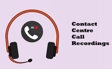 联络中心电话录音应用专家谈