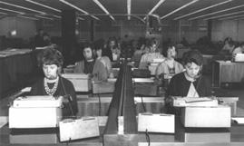 呼叫中心的历史:第一个呼叫中心