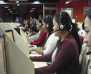 菲律宾呼叫中心行业今年将增加10亿美元收入