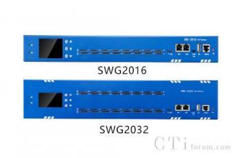 OpenVox发布最新SWG系列4G LTE无线语音网关