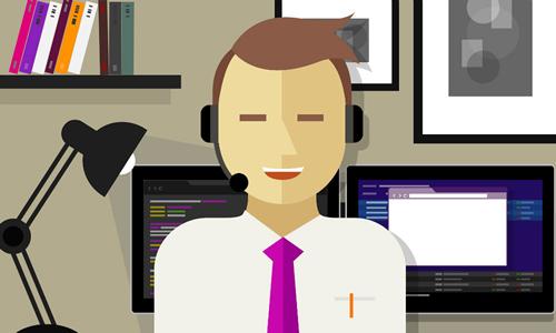 使用先进的呼叫中心技术来驱动结果