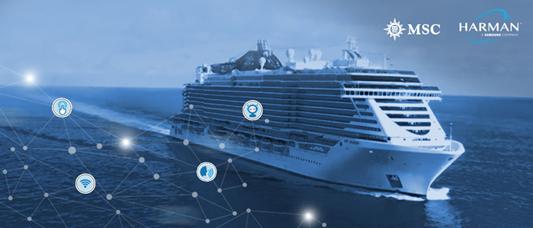 哈曼将AI技术用于现代邮轮打造奢华享受