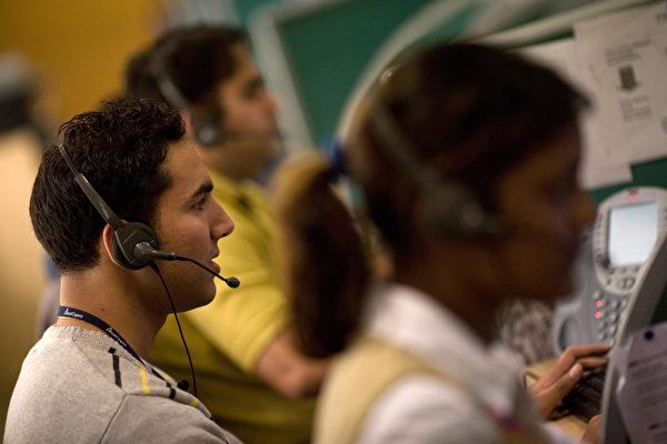 美就业市场紧俏 911呼叫中心也缺工