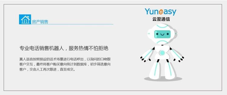 云翌通信智能电话机器人助力天津凯成地产,销量直线攀升 - 云翌 - 云翌通信