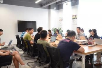 百度AI核心技术团队赴大坝科技开展技术交流探讨