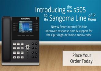 Sangoma发布S505 SIP话机