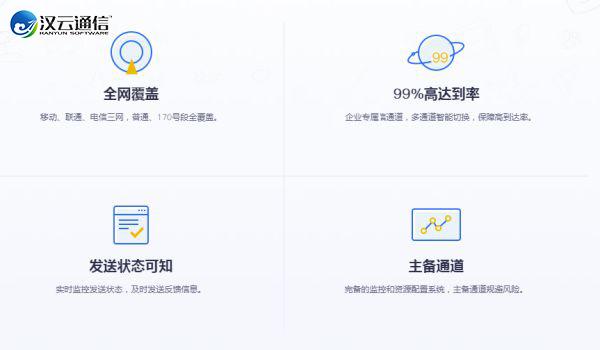 北京汉云智能语音通知平台,紧跟用户接收信息习惯
