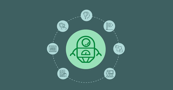 聊天机器人和人工智能正在重塑HR的7种方式