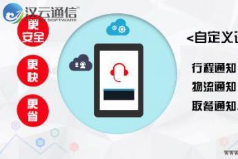 汉云通信:语音通讯,企业语音通知使用功能分析介绍