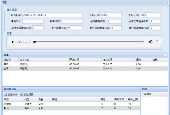 畅信达智能录音质检开启全维度呼叫中心运营管理模式