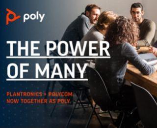 认识Poly――缤特力和宝利通重塑的新品牌