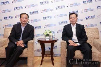 专访中国-东盟信息港股份有限公司副总裁钟能