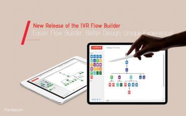 Comsys发布IVR Flow Builder新版本