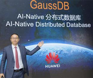 华为全球发布AI-Native数据库