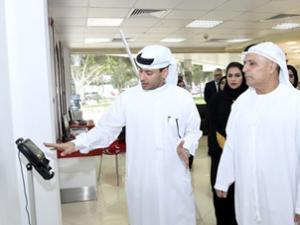 迪拜道路交通管理局推出全天候智能客户服务柜台