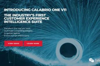 Calabrio已收购Teleopti 在客户体验智能领域树立新全球标准