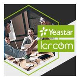 LCRcom SIP中继与Yeastar完成兼容性测试