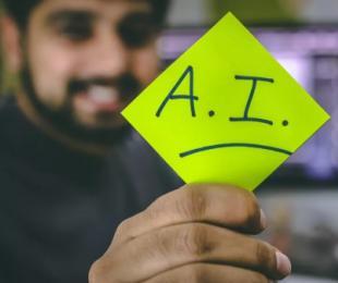 害怕AI会抢走你的工作?Gene...
