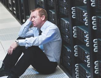 近三分之一的公司去年遭遇到数据中心停电