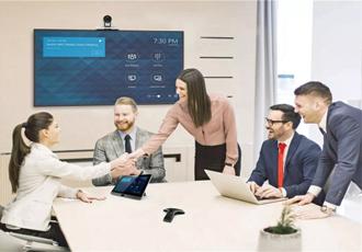亿联 x 微软丨微软Teams系列全场景视讯矩阵震撼来临
