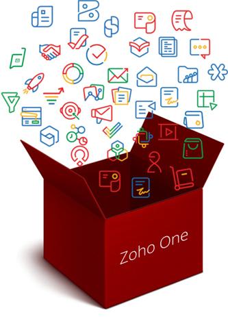 跨越CRM赛道,Zoho发布全新一代Zoho One企业级操作系统