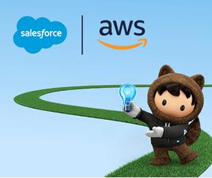 Salesforce和AWS扩大全球战略合...