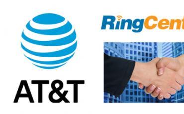 AT&T与RingCentral扩大合作关系