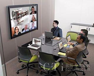 拥挤的空间和小型会议室最好的方法是什么?