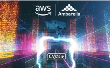 安霸利用Amazon SageMaker Neo在众多互联摄像头上实现人工智能