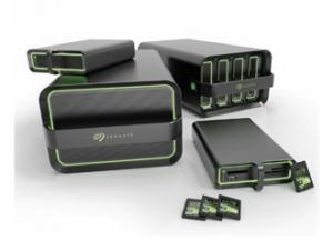 #CES 2020#希捷发布Lyve Drive数据移动系统,激活数据圈