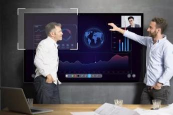科天云发布协作平板智能硬件产品