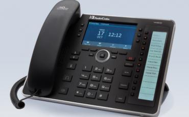 奥科445HD IP话机