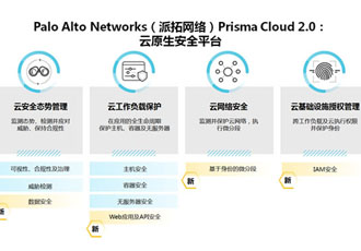 Palo Alto Networks宣布推出...