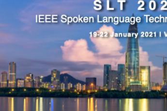 预告| 标贝科技将参加IEEE全球旗舰大会SLT2021线上研讨