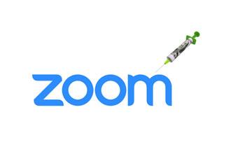 Zoom以17.5亿美元的售股方式暗...