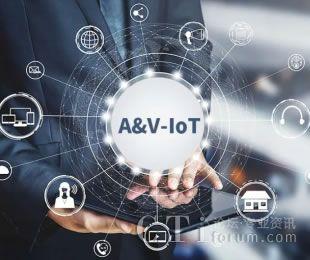 A&V-IoT加速各行业数字化转型...