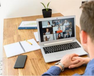 罗技通过新的触摸屏解决方案改造会议空间