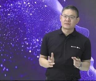"""易谷&华为""""5G智慧营业厅及远..."""